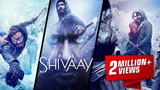 Shivaay Hindi Full HD Movie Trailer Luanch Promotion Video - 2016- Ajay Devgan