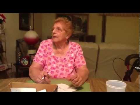 NY Italian Grandparents - Lesson 8 (Madonna, Intercourse, Swear words)