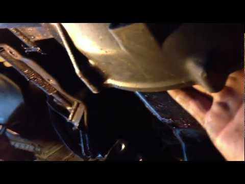 How To Change A Honda Oil Pan Part 1