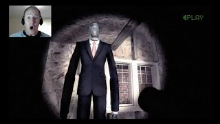 Stage 3 - Slender: The Arrival Funniest Reactions Montage