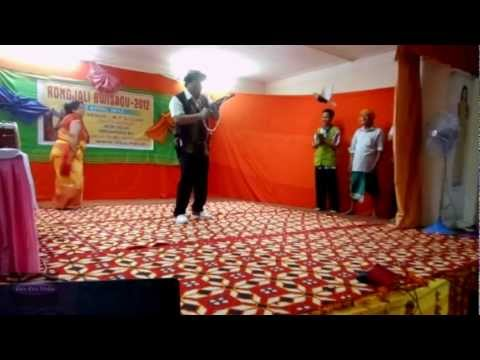Rongjali Bwisagu 2012.(6). By Delhi Bodo Association video