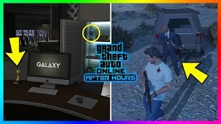 15 THNGS YOU MAY NOT KNOW ABOUT THE AFTER HOURS DLC IN GTA ONLINE!
