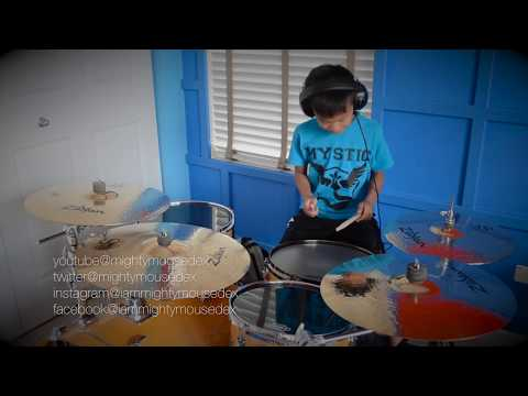 download lagu Imagine Dragons - Thunder Drum Cover gratis