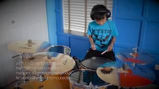 Download Lagu Imagine Dragons - Thunder (Drum Cover) Gratis STAFABAND