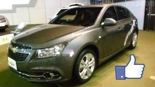 2014 Chevrolet Cruze Hatchback 2014 Precio Caracteristicas versión para Colombia FULL HD