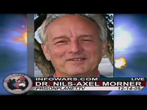Dr. Nils-Axel Morner on Alex Jones Tv IPCC's Global Sea Level Rising Statement is Wrong! 3/3