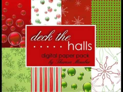 Dj Jhonples - Deck the Hall (Christmas Mix)