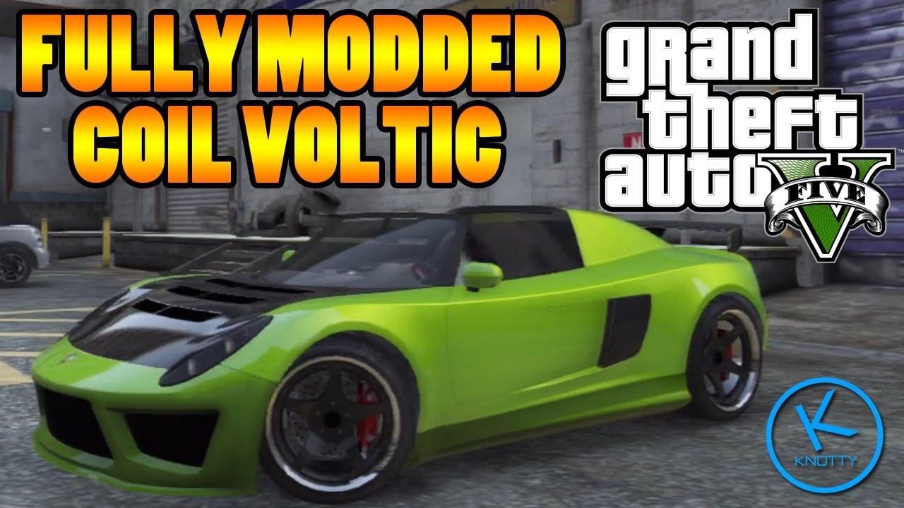Gta 5 voltic customization