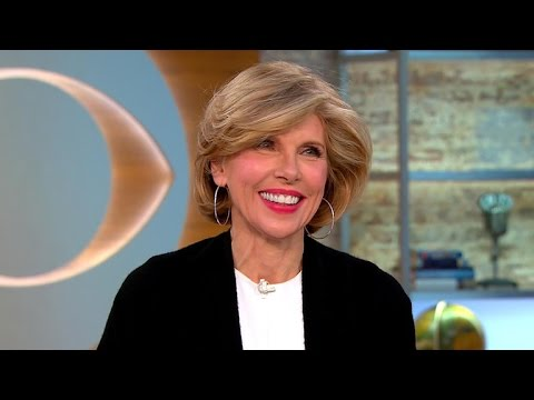 "Christine Baranski on ""The Good Wife"" spinoff, ""The Good Fight"""