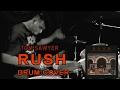 Rush Tom Sawyer Drum cover