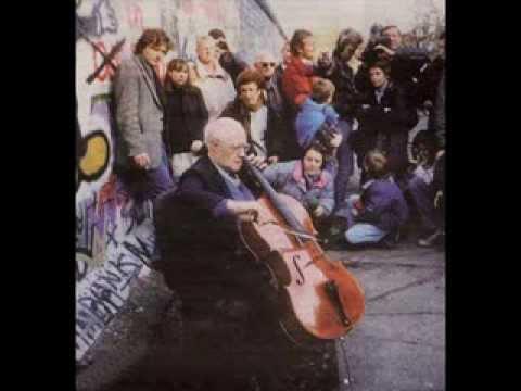 Mstislav Rostropovich - Bach Cello Suites 1