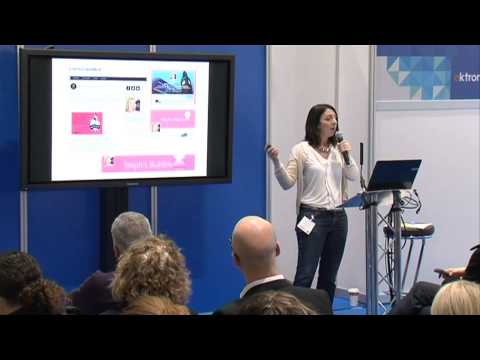 How To Be A 'porm' Star - Alexia Leachman  Digital Marketing Show 2013 video