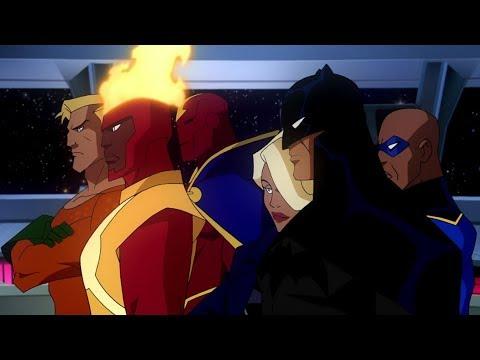 Герои Земли против МэдМенов и Супервумен