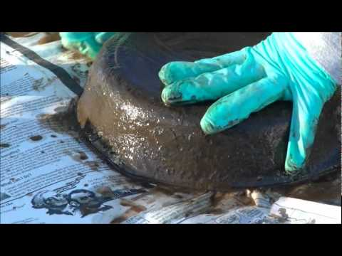 Cleaning Rusted Cast Iron (Pt 1)