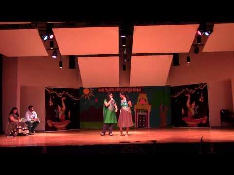 San Antonio Tamil Sangam Pongal 2015- Ungalil yaar adutha Prabudeva- Dance Concept