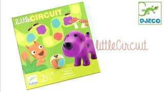 Little Circuit, juego de mesa de Djeco - Juguetes - Una Mamá Novata