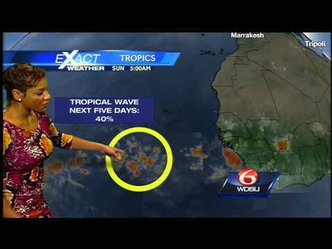 Tropics update Sunday July 27