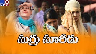 Temperature increases in Telugu States || Special Report
