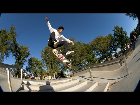 Primitive Skate Reno Demo