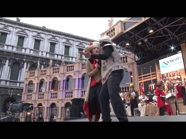 Carnevale di Venezia 2014 - Gran Premio Intenazionale per la maschera da volto - video ufficiale