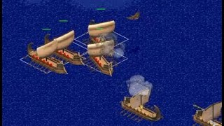 Naval Victory And Retreat - Age Of Empires Random Map - Season 1 - Episode 4