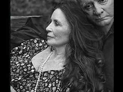 Johnny Cash and Rosanne Cash - September When It Comes Video
