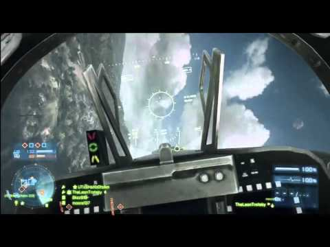 Flawless Jet Gameplay : BF3