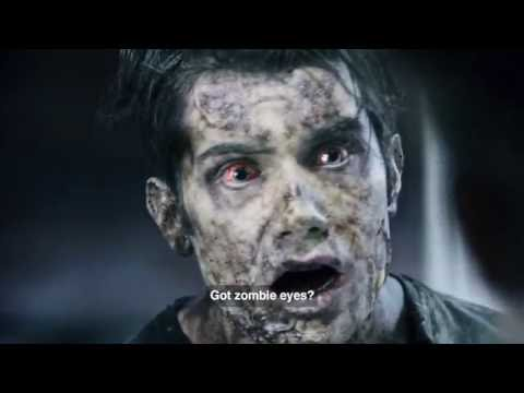 Zombie dating commercial