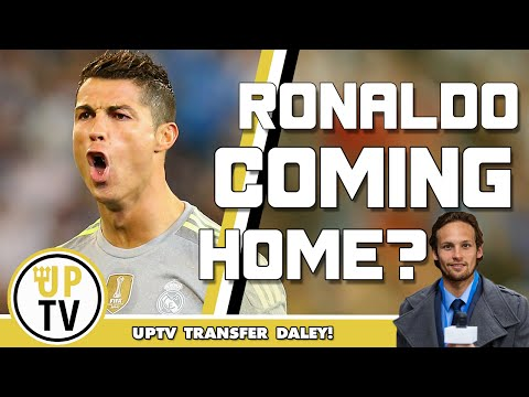 Cristiano Ronaldo to re-sign for Manchester United? | Transfer Daley