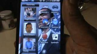 HTC Evo 4G Quick Review 7 - Apps