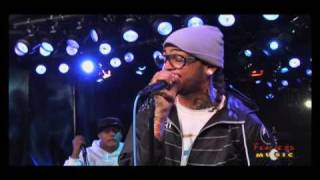 Клип Gym Class Heroes - Shoot Down the Stars (live)