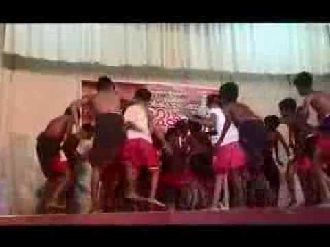 Poorakali By Paalazhi-pala Kozhuval Bhagavathi Kshethra Poorakali Sangam (boys &girls)  Part -1 2 video