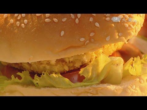 現代心素派-20150414 小廚師廚房 - 南瓜漢堡