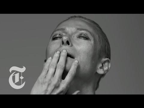 Tilda Swinton   14 Actors Acting   The New York Times