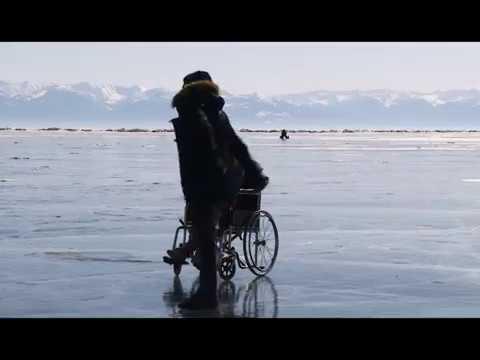 фильм Лёд снимали на Байкале