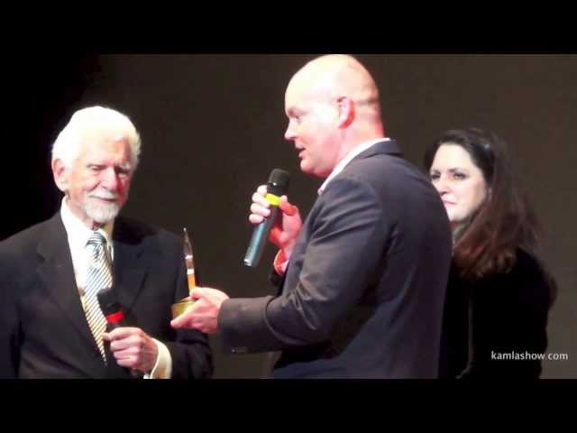 Father of Cell Phone Marty Cooper Gets Cinequest Maverick Innovator Award