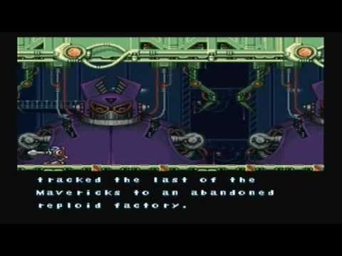 Mega Man X2 - Part 1: In Loving Memory of the Green Biker Dude (1994 -1994)