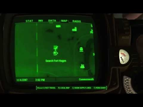 Energy Weapons Bobblehead location - Fallout 4 guide