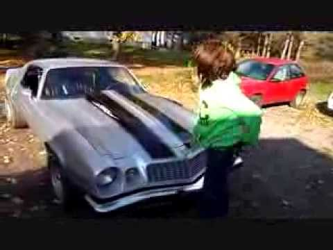 '77 Camaro Lt video