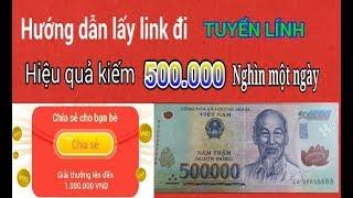 HD lấy link VN ngày nay đi tuyển lính hiệu quả Kiếm Tiền 500.000đ ngày