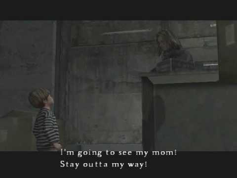 Silent Hill 4: The Room Walkthrough Part 25 Name
