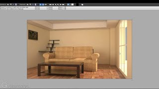 v-ray for 3ds max tutorial series 03 (02) global illumination  (irradiance map)
