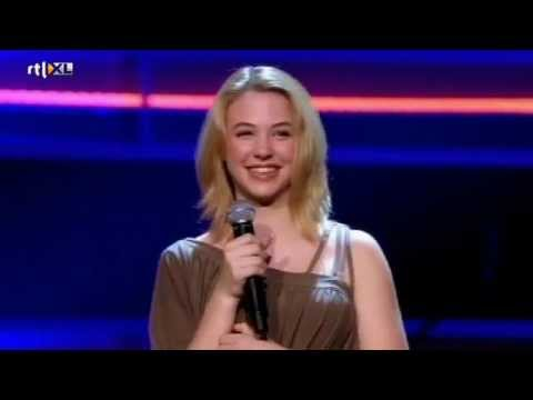 Fabienne Bergmans - The a Team (The Voice Kids) - YouTube