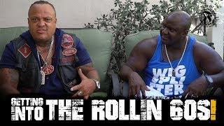 Getting into the Rollin 60s - Prison Talk 17.10