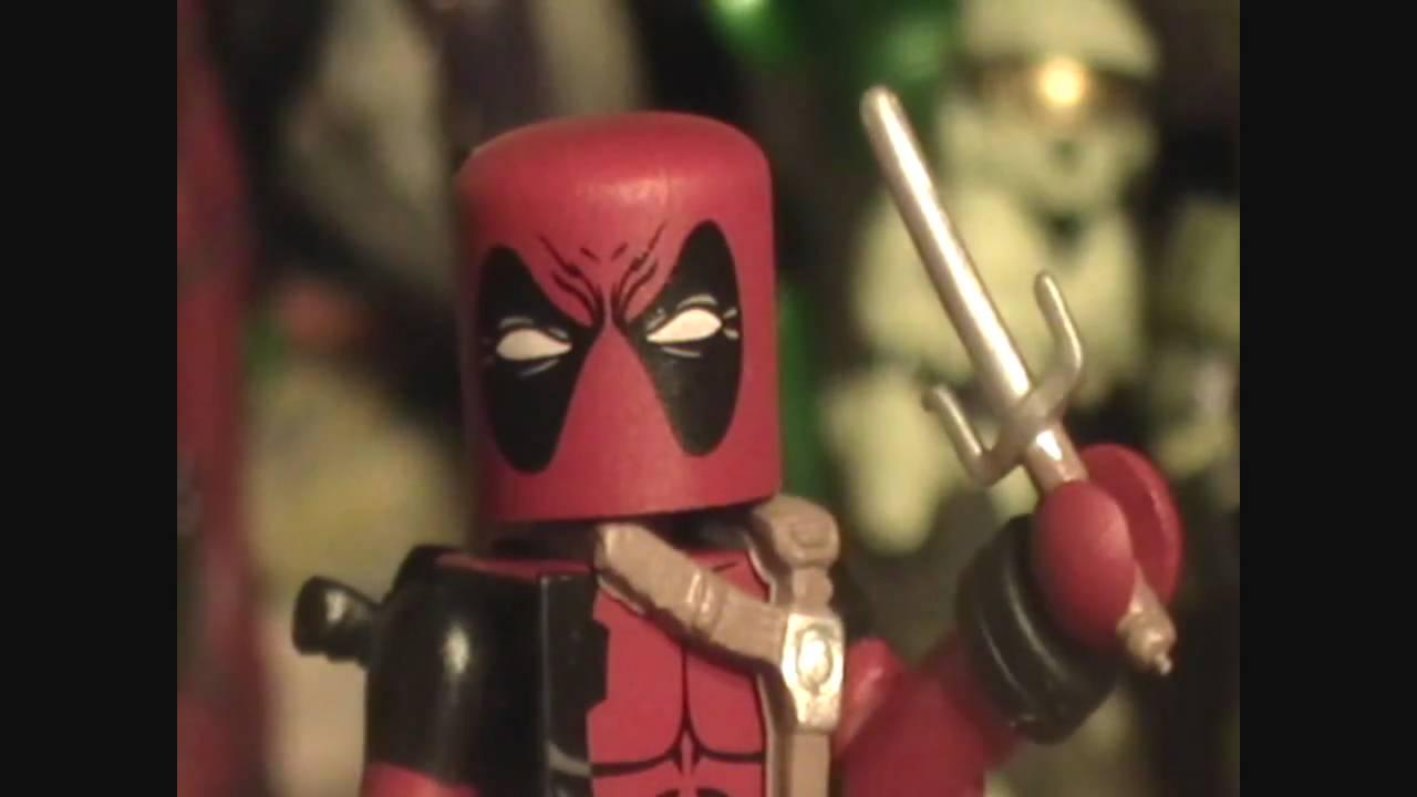 Minimates Deadpool Review Deadpool Minimate Review