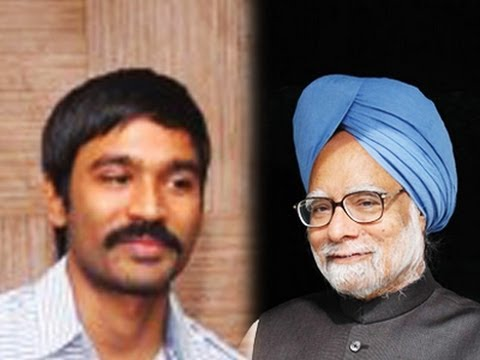 PM invited Dhanush to his Dinner Party
