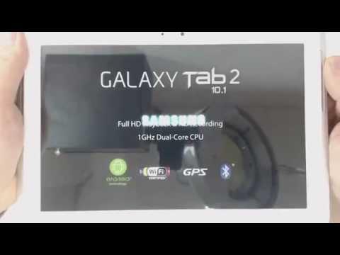Samsung Glaxy Tab 2 10.1 P5100 hard reset