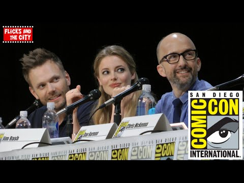 Community SDCC Full Official Panel 2014 - Season 6 & Movie