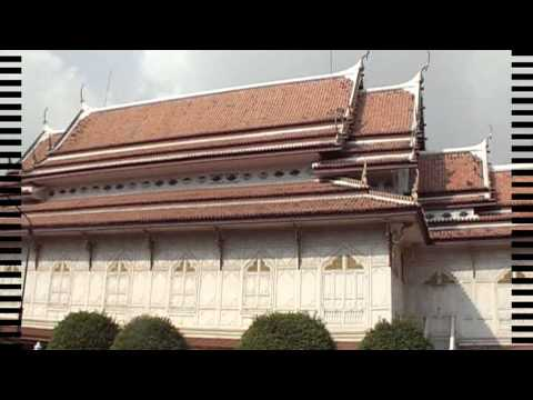 Amazing Bangkok: วัดราชาธิวาสวิหาร กทม. Thai Temple