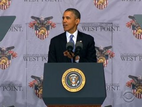 What will Obama doctrine mean for U.S. military?